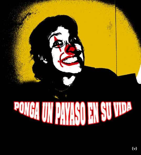 oda al clown