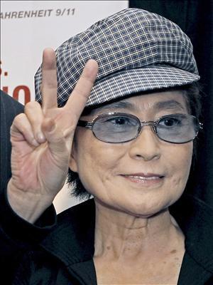 la culpa de todo la tiene Yoko Ono