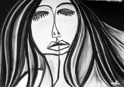 personas oscuras requieren dibujos oscuros