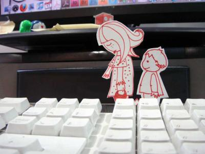 compañeros de teclado