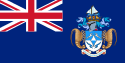 Bandera de Tristán da Cunha